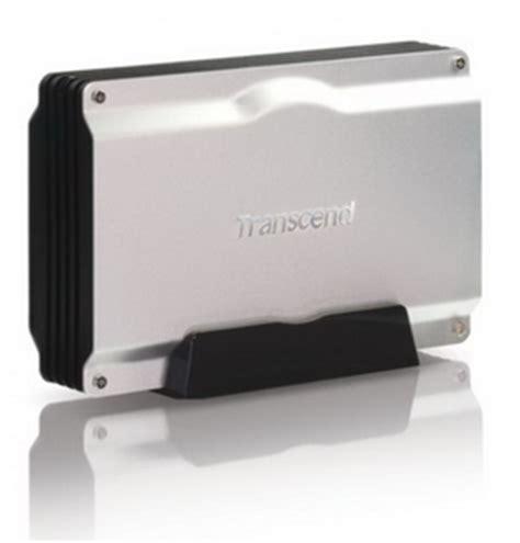 Hardisk Transcend 2 disk drive enclosure 3 5 transcend storejet clickbd