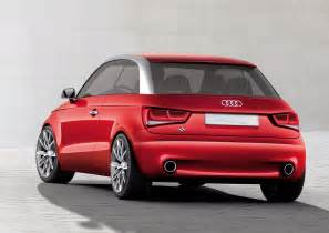 Www Audi A1 New Audi A1 To Be Launched In India In 2011 Car Dunia