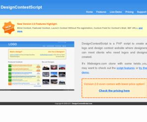 design contest script designcontestscript com designcontestscript logo and
