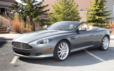 2006 aston martin db9 volante sell used 2006 aston martin db9 volante in moose lake