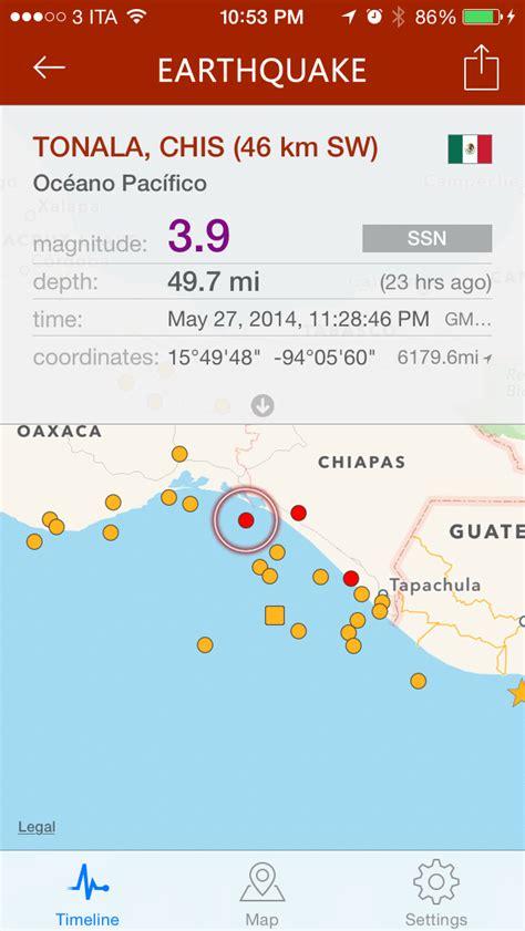 earthquake app earthquake app for ios