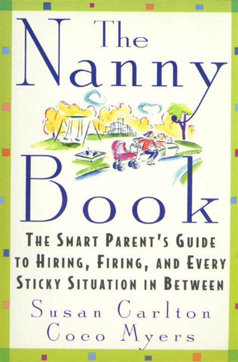 the nanny book susan carlton macmillan