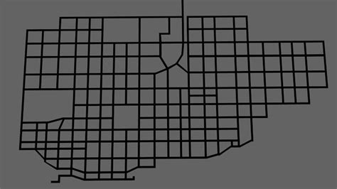 grid layout of cities city grid google search scarlet city studios pinterest