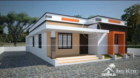 668 square feet single floor contemporary home design