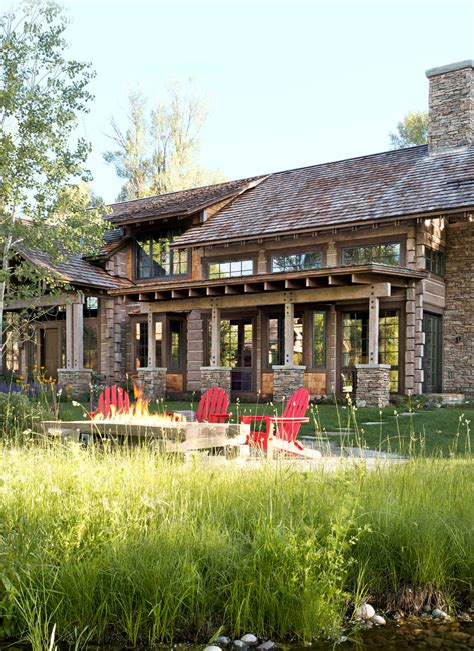 jackson hole contemporary log cabin designshuffle blog wyoming log cabin cozy log cabin decorating ideas