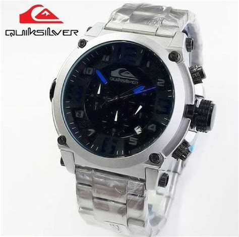Jam Tangn Quicksilver jam tangan quiksilver q6605 chrono stainless quiksilver chain