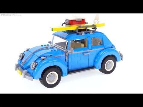 lego creator volkswagen beetle review  youtube