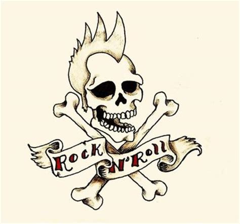 fotos de tatuajes tatuajes de rock and roll
