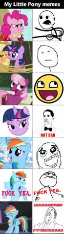 Meme Pony - deviantart appreciation station