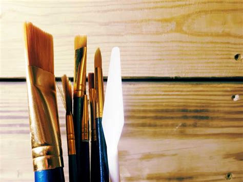 types of acrylic paint acrylic paint brushes 101 understanding brush types and