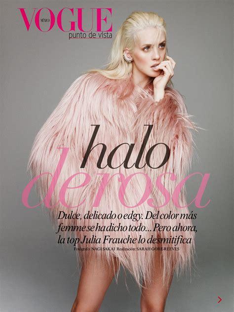 Julia Frauche Model Management Blog