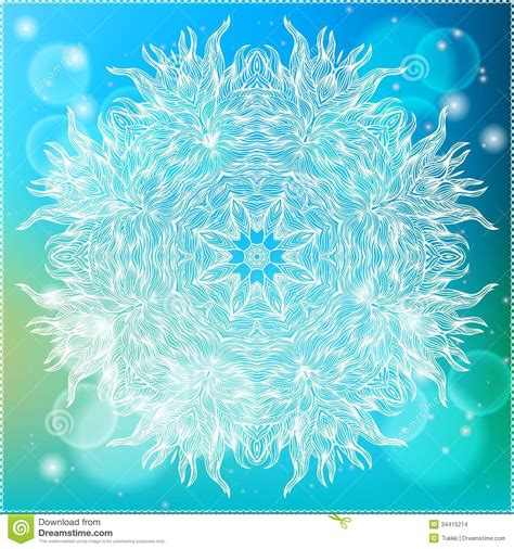 christmas winter blue frame powerpoint backgrounds ppt