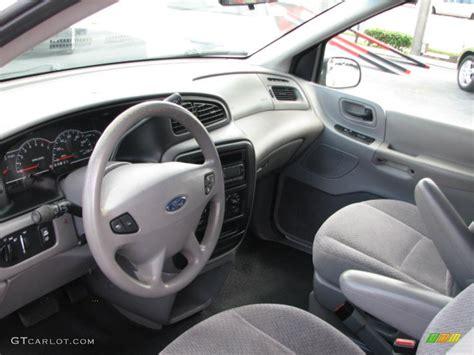 2002 Ford Windstar Interior by Medium Graphite Grey Interior 2002 Ford Windstar Se Photo