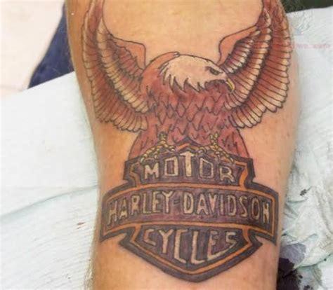 tattoo eagle harley davidson harley davidson tattoo images designs