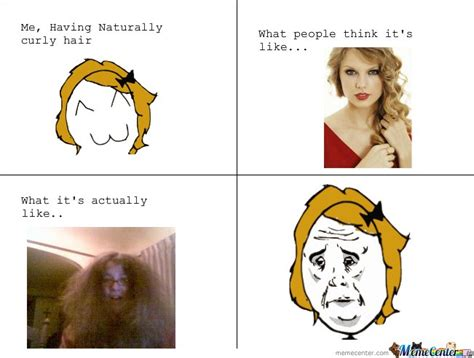 Curly Hair Meme - funny curly hair memes image memes at relatably com