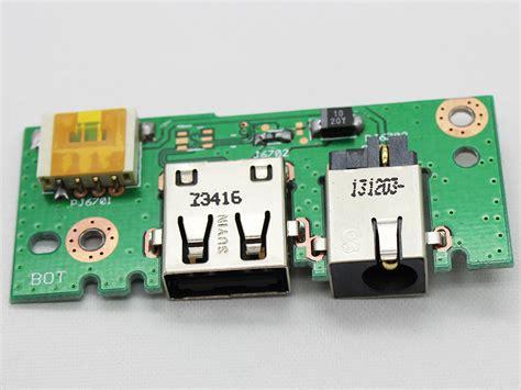 Port Usb Laptop Asus asus x301 x301a x401 x401a x401u x501 x501a x501u dc power