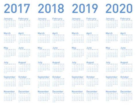 Calendar 2019 And 2020 Szukaj Zdjęć 2019