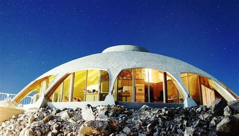 huell howser volcano house 10 homes that look like ufos