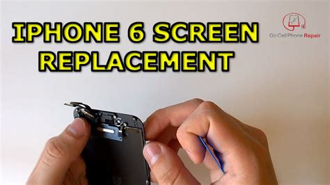 iphone  screen replacement youtube