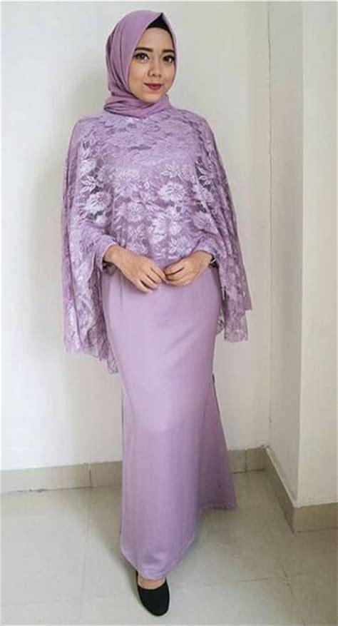 Kebaya Pesta Model Abaya Kebaya Muslim kebaya modern kebaya kebaya modern and brokat