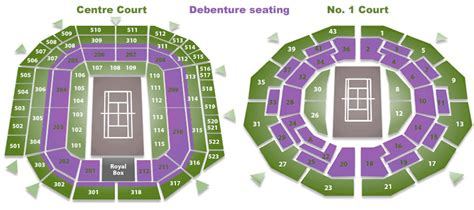 seating plan for centre court wimbledon wimbledon tickets debentures tennis hospitality packages