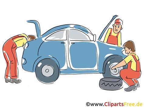 werkstatt clipart autoservice inspektion clipart bild grafik