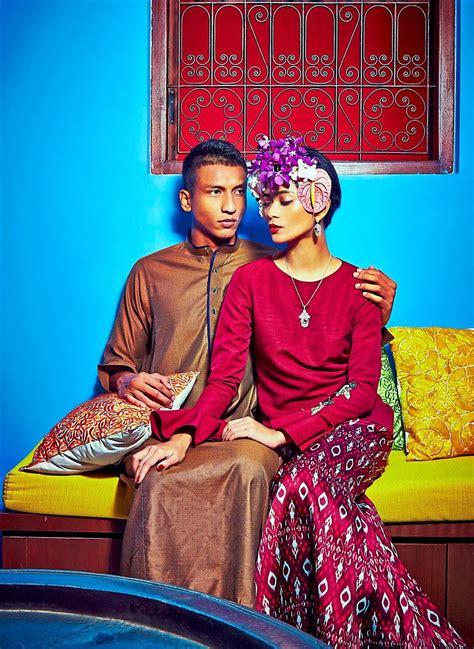 Kebaya Flowrose stylish options for hari raya star2