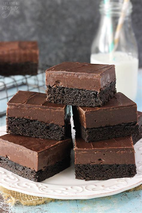 Brownies Fudge Chocolatte nutella fudge brownies and sugar