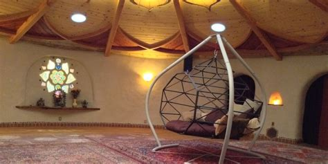 kodama zome kodama zomes swinging pod to curl up in your own