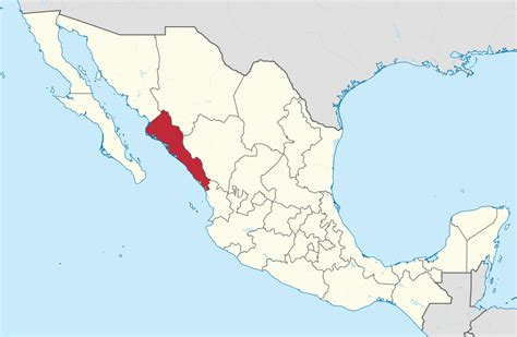 map of mexico sinaloa original file svg file nominally 2 029 215 1 326 pixels