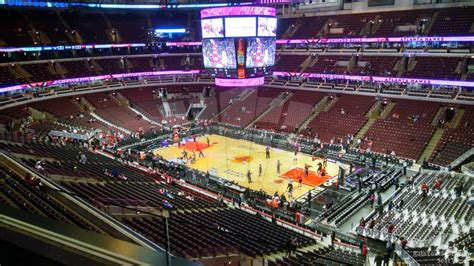 United Center Section 331 Chicago Bulls Rateyourseats Com