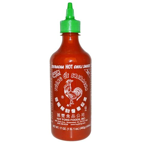 huy fong foods inc sriracha hot chili sauce 17 oz 482