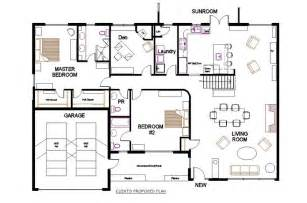 open floor plan bungalow open concept floor plans for bungalows on with hd resolution ccb house plans pinterest