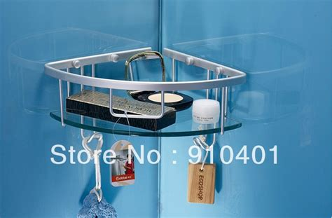top 28 glass corner shower caddy wholesale and retail