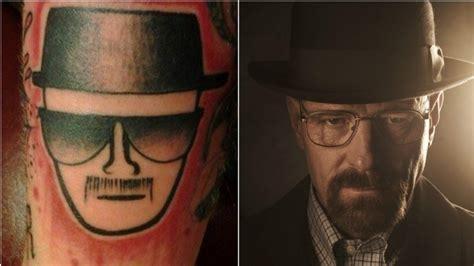 bryan cranston tattoo tattoos horribly wrong