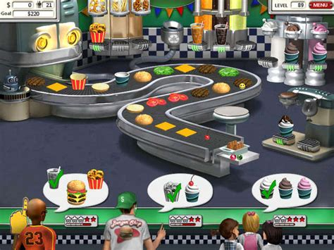 Burger Shop Full Version For Windows 7 | burger shop 2 gamehouse