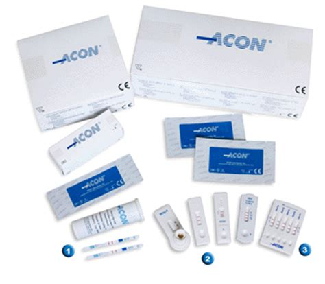 Hiv Tes Berkualitas rapid test acon usa jayamedical