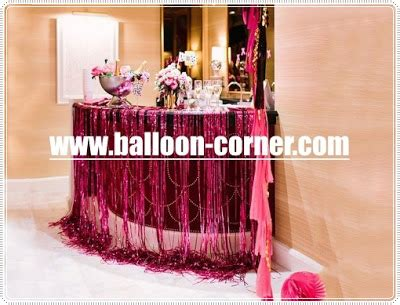 Set Stik Sedotan Tangkai Balon balloon corner grosir balon foil huruf foil dekorasi