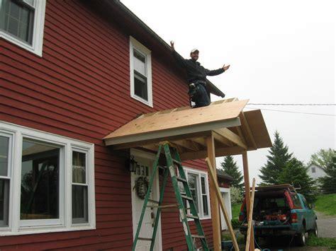 Porch Roof A Frame Front Porches Roofs Decoto