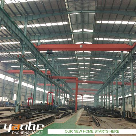structural layout of industrial building steel structure work metal building industrial workshop