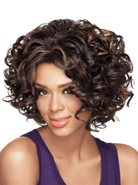 cool soft wavy curly hairstyle for short hair hairstyles 16 fabulous short hairstyles for curly hair olixe