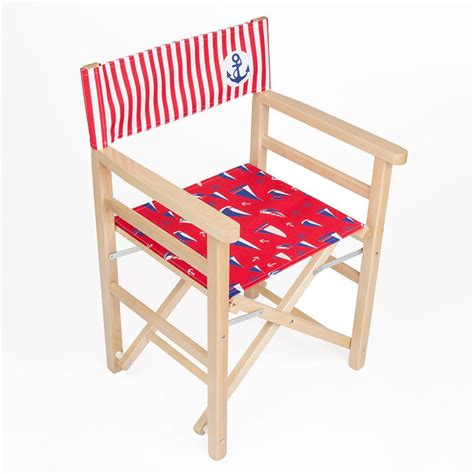folding captains chairs canvas design your own personalised director s chair uk