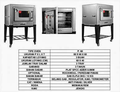 Oven Skala Industri harga oven gas jual oven gas pabrik oven gas oven gas