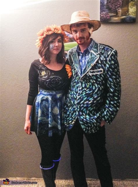 van gogh   masterpiece couple costume