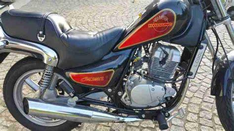 125 Motorräder Mit 15 Ps by Hyosung Cruise Ii Motorrad Chopper 15 Ps Bestes