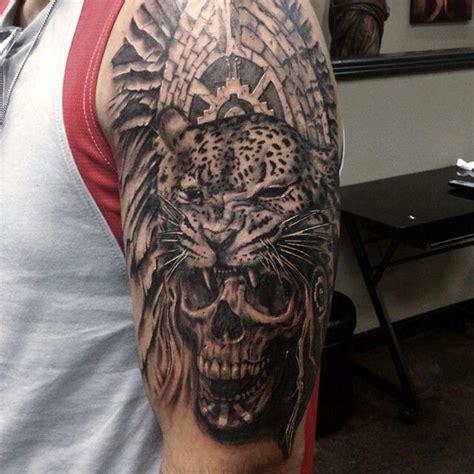 tattoo jaguar meaning best 25 aztec tattoo designs ideas on pinterest