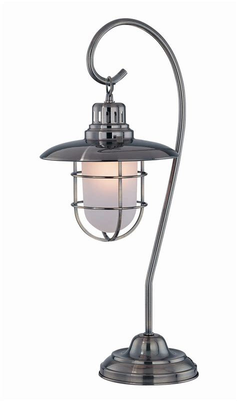 Lite Source Ls 21455ab Lanterna Lantern Table L