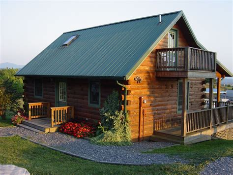Va Cabins by Cozy Log Cabin 2 M From Virginia Vrbo