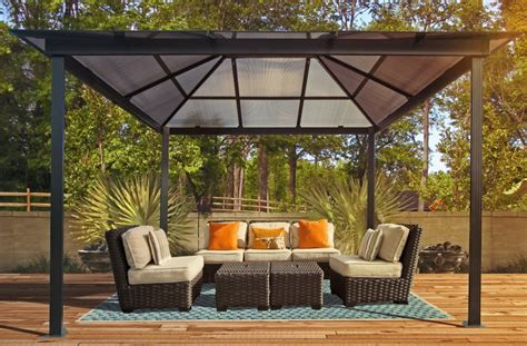 Add A Room Gazebo by Gazebo Pictures The Garden And Patio Home Guide