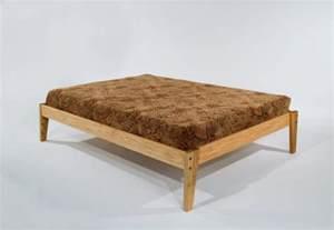 Oak Platform Bed Frame Size Solid Oak Wooden Platform Bed Frame Beautiful Rubbed Finish Made In